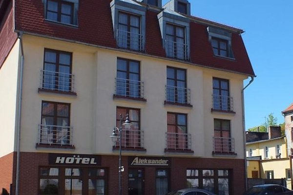 Hotel Aleksander - фото 20