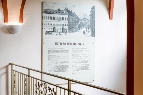 Hotel am Mirabellplatz - фото 19
