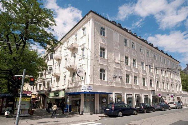 Hotel am Mirabellplatz - фото 23