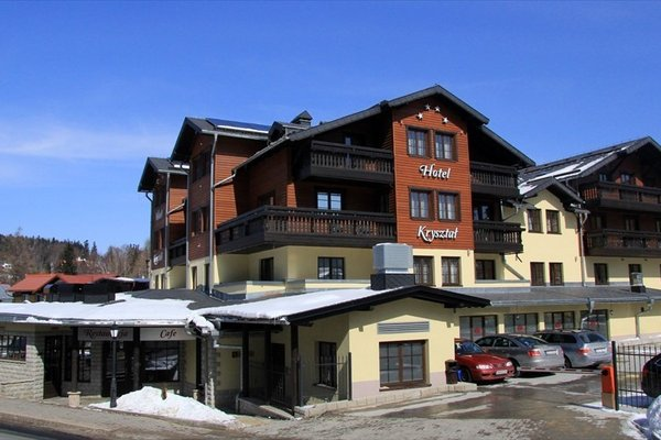 Hotel Krysztal Conference & Spa - фото 22