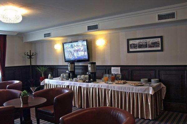 Hotel Krysztal Conference & Spa - фото 4