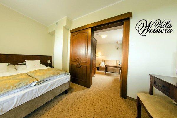 Villa Wernera Hotel & Spa - фото 7