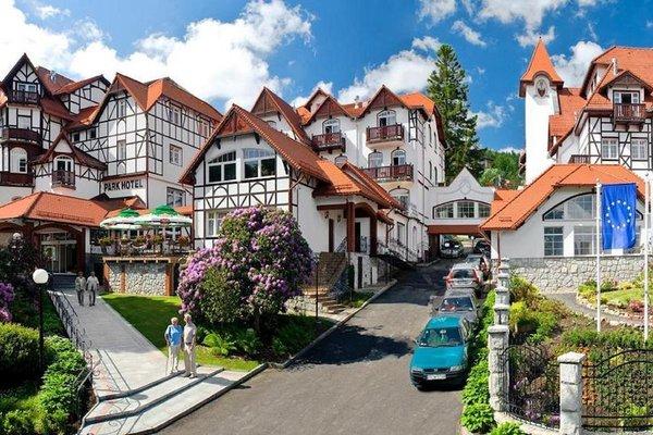 Park Hotel Kur & Spa - фото 22
