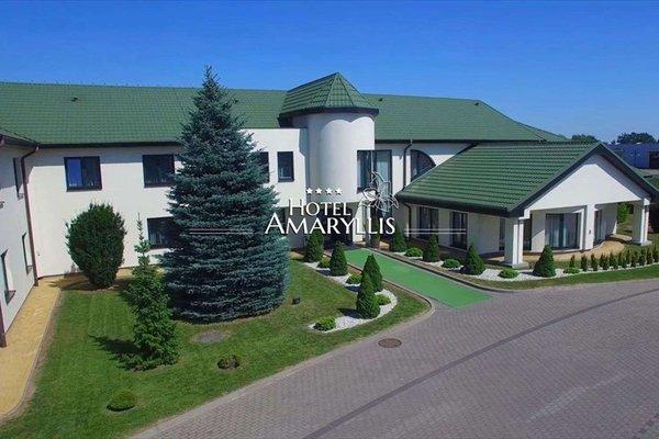 Hotel Amaryllis - фото 23