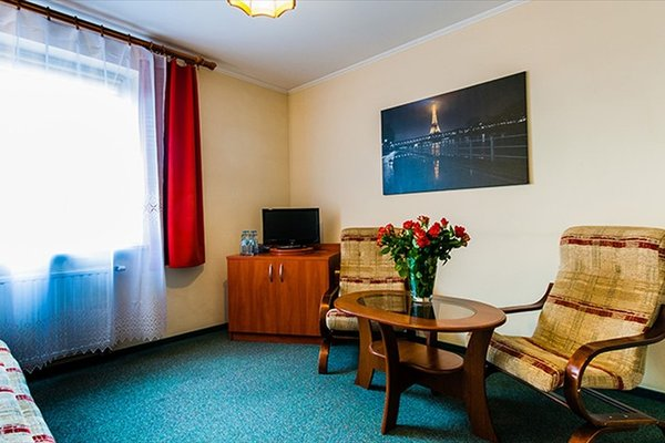 Hotel Zielonki - фото 9