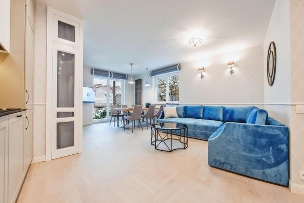 Apartamenty Sun&Snow Sopocka Rezydencja - фото 1