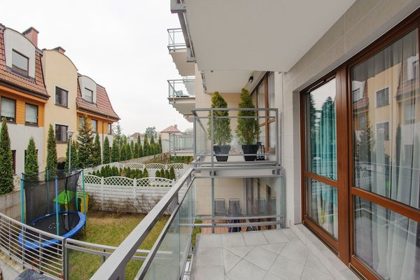 Apartamenty Sun&Snow Sopocka Rezydencja - фото 15