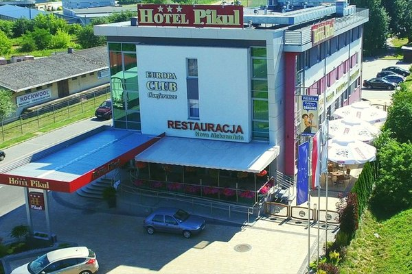 Hotel Pikul - фото 22