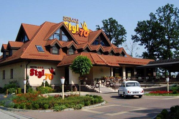 Hotel Styl 70 - фото 21