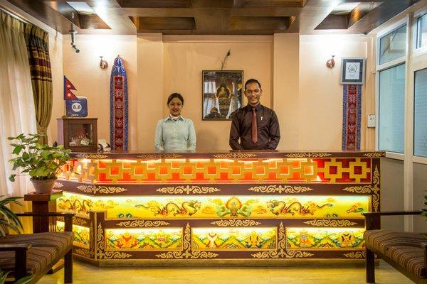 Hotel Yambu - фото 14
