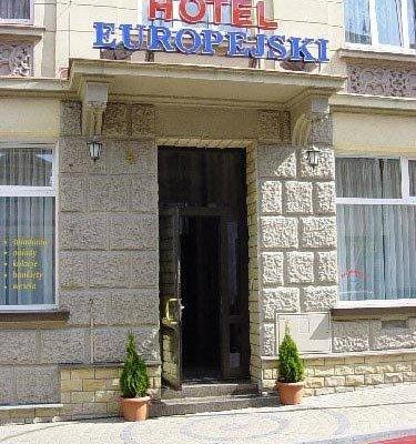 Hotel Europejski - фото 18
