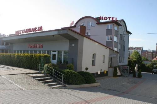 Hotel Trojka - фото 23