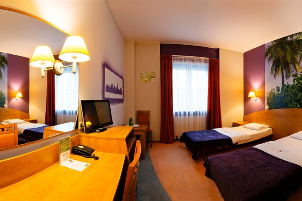 Отель ComfortBiznes - фото 6