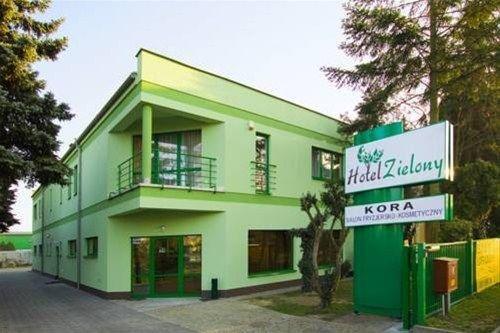 Hotel Zielony - фото 19