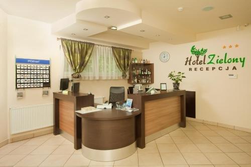 Hotel Zielony - фото 14
