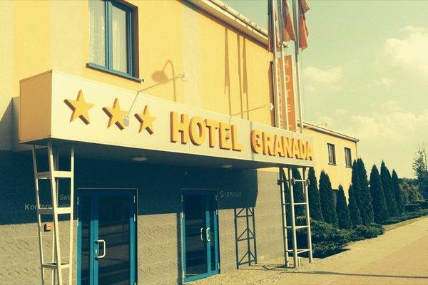 Hotel Granada - фото 22