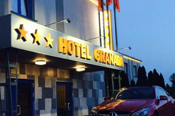 Hotel Granada - фото 23