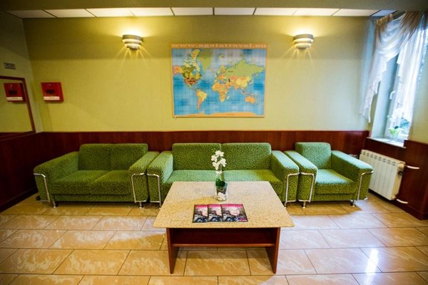 Hotel Granada - фото 7