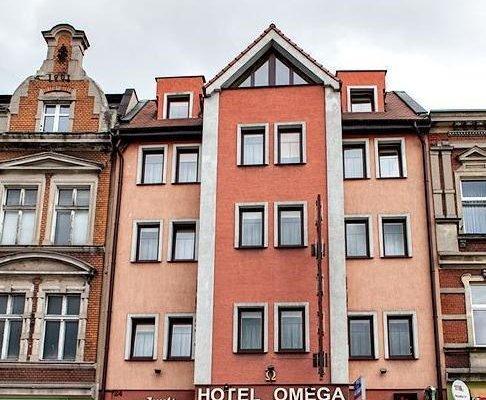 Hotel Omega - фото 23