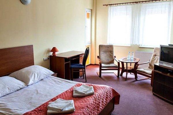 Hotel Omega - фото 4