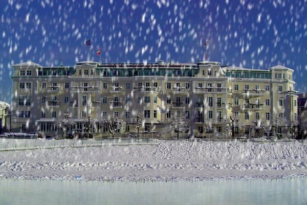 Hotel Sacher Salzburg - фото 20