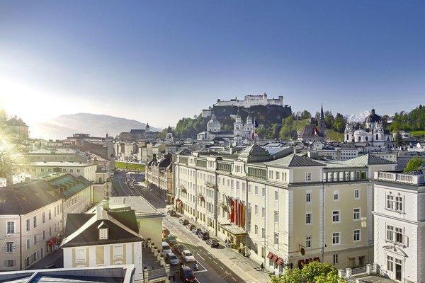 Hotel Sacher Salzburg - фото 22