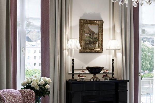 Hotel Sacher Salzburg - фото 4