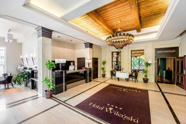 Hotel Wilenski - фото 15