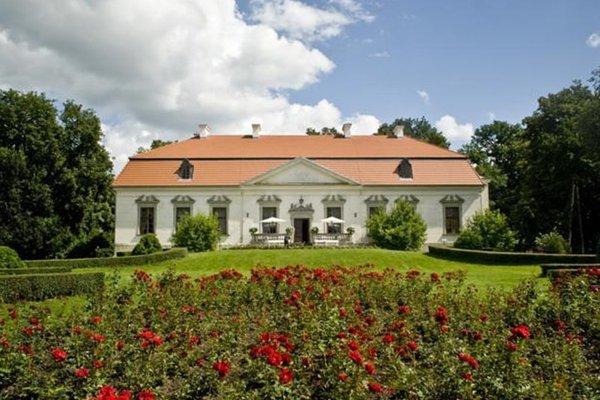 Гостиница «Palac W Oborach», Оборы