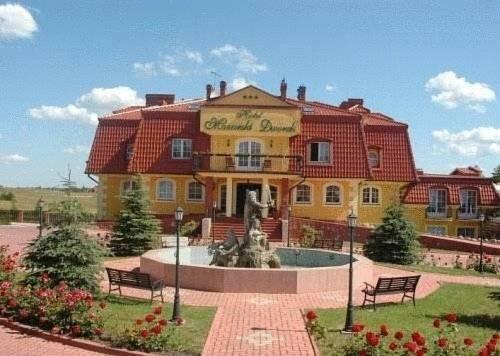 Hotel Mazurski Dworek - фото 23