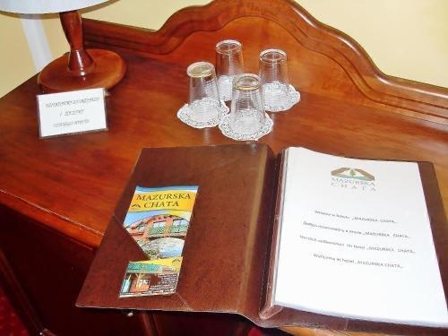 Hotelik Mazurska Chata - blisko parku wodnego - фото 18