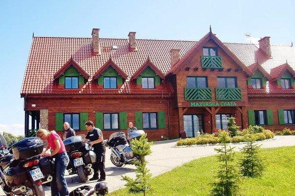 Hotelik Mazurska Chata - blisko parku wodnego - фото 23
