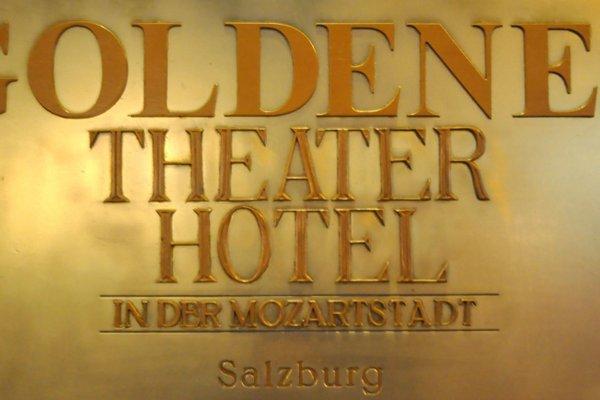 Goldenes Theater Hotel Salzburg - фото 21
