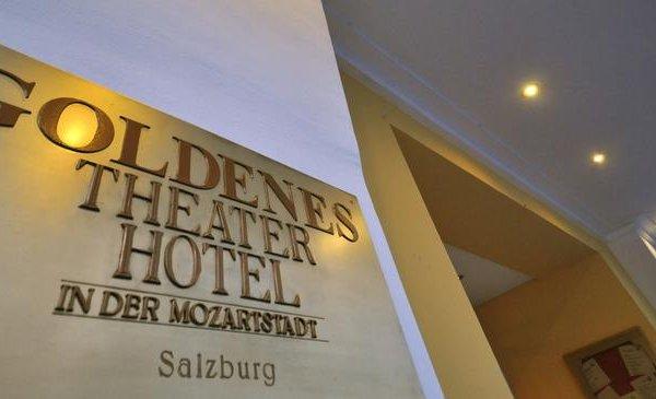 Goldenes Theater Hotel Salzburg - фото 23