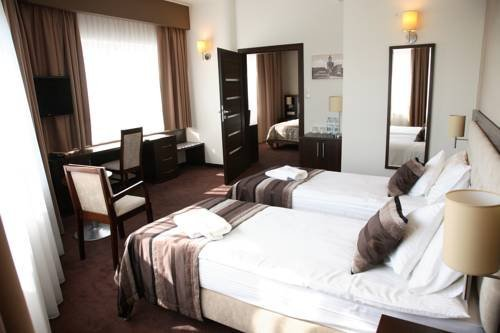 Hotel Centrum Malbork - фото 50