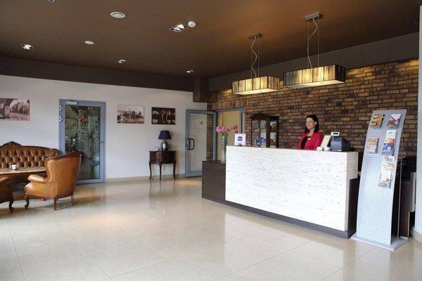 Hotel Centrum Malbork - фото 14