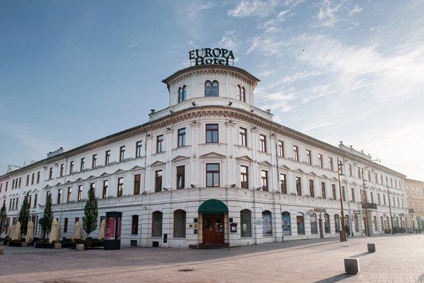Hotel Europa - фото 22