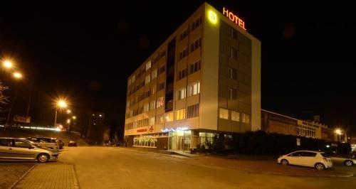 Hotel PZMot - фото 22