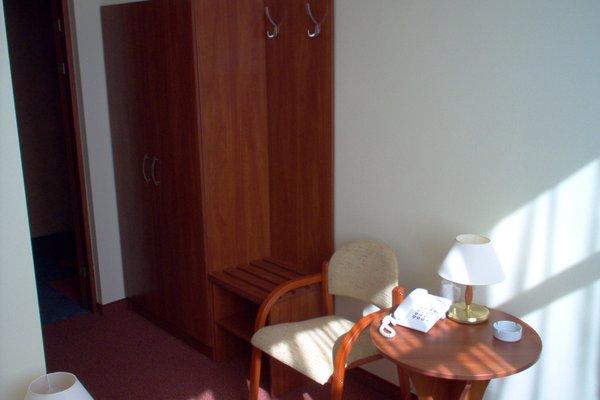Leszno Gliding Hotel - фото 11
