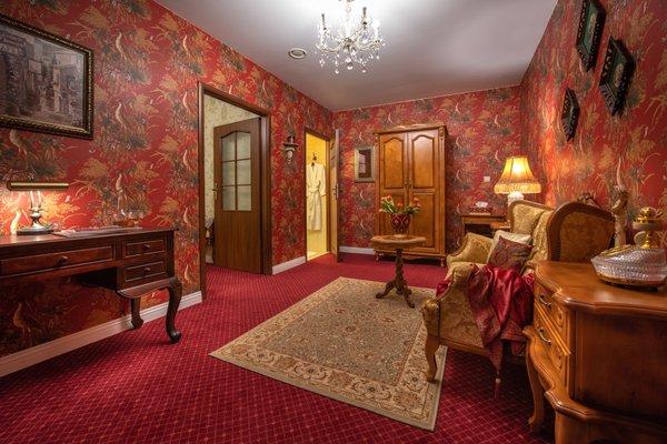 Rezydencja Grawert Victorian Boutique Residence - фото 17