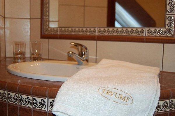 Hotel - Dworek Tryumf - фото 11