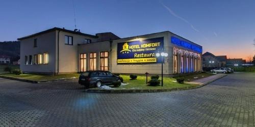 ComfortExpress Krzywaczka - фото 23