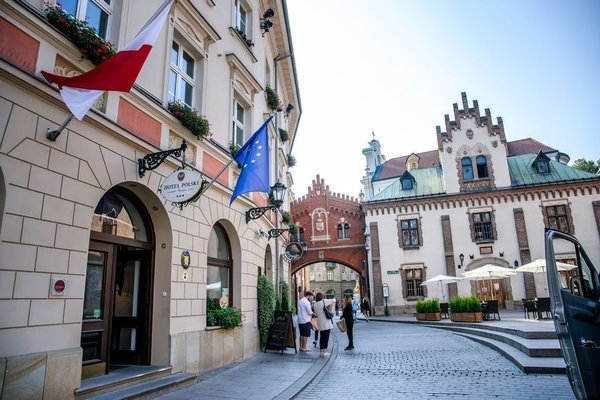 Hotel Polski Pod Bialym Orlem - фото 27
