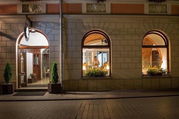 Hotel Polski Pod Bialym Orlem - фото 17