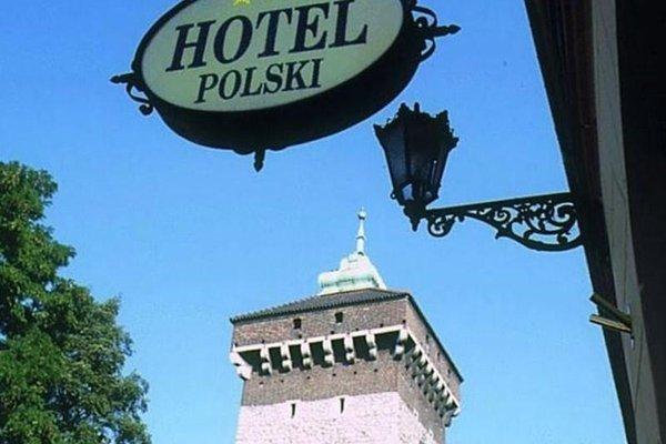 Hotel Polski Pod Bialym Orlem - фото 23