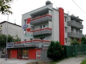 Гостиница «PLATINIUM», Краков