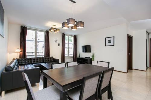 Hamilton Suites - Royal Apartments - фото 15