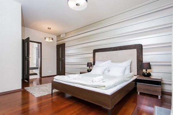 Hamilton Suites - Royal Apartments - фото 2