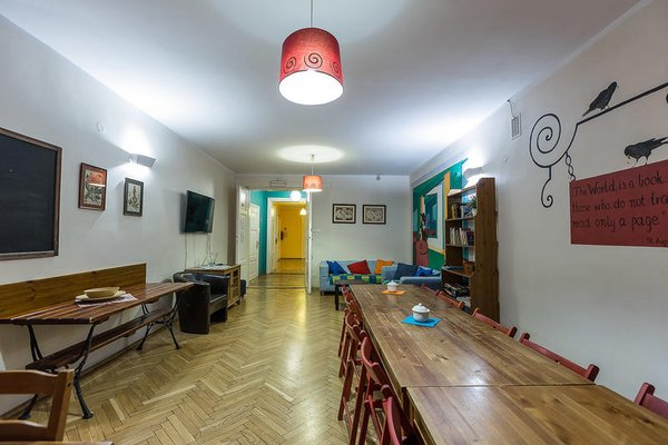 Cracow Hostel - фото 17