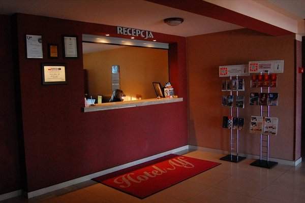 Hotel Alf - фото 19